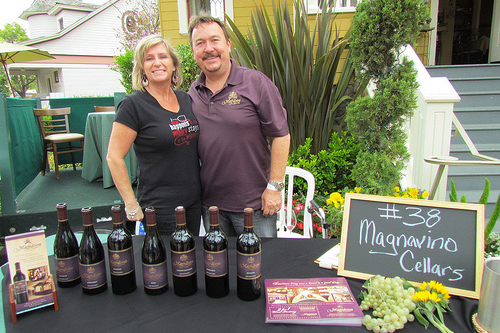 Ventura County Wine Trail Celebration 2011