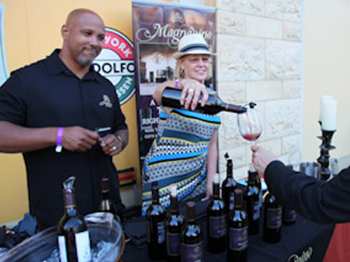 Ventura County Wine Trail Celebration 2014