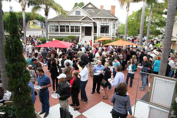 Ventura County Wine Trail Celebration 2012