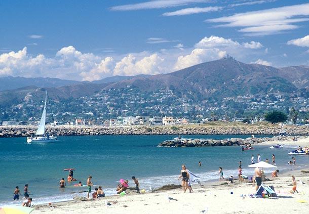 Ventura Beach Marriott County